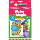 Water Magic Animals - Carte Colorat Apa Magica Animale, Galt