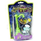 Dracco - Zombie Zity Figurina pe Blister Drop and Slash Lamp Post