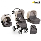 Hauck - Set Carucior Malibu XL All in One Rock