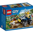 LEGO - City - Patrula pe ATV