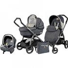 Peg Perego - Carucior 3 in 1 Book Plus S Black Completo SL