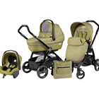 Peg Perego - Carucior 3 in 1 Book Plus Black Completo SL