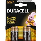 Set 4 Baterii Tip AAA Long Lasting Power, Duracell