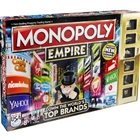 Joc de Societate Monopoly Empire Top Brands, Hasbro