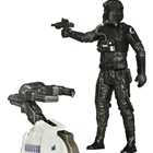 Figurina Star Wars The Force Awakens - First Order Tie Fighter Pilot, Hasbro