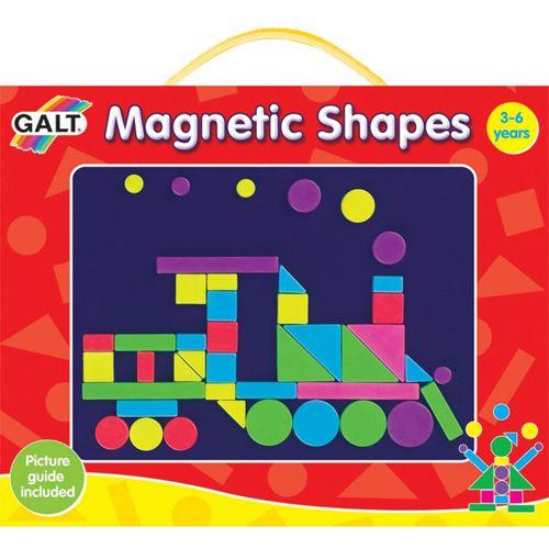 Magnetic Shapes - Magneti cu Diferite Forme, Galt