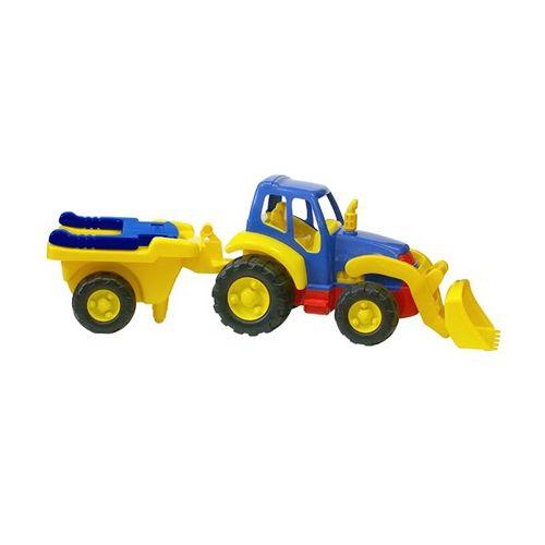 Tractor cu Remorca Roaba Miniland, MINILAND Group