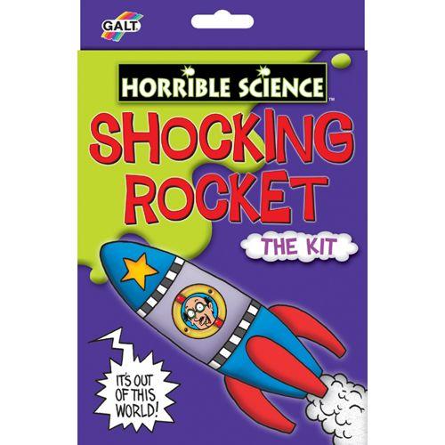 Galt - Shocking Rocket - Kit Experiment Racheta Socanta