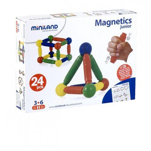 Joc de Constructii Magnetic Junior, MINILAND Group
