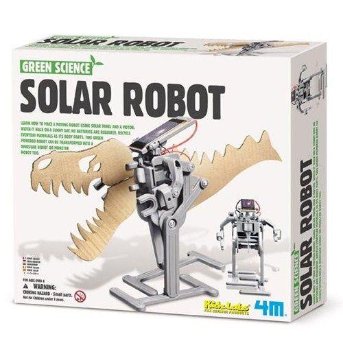 Robot Solar, 4M