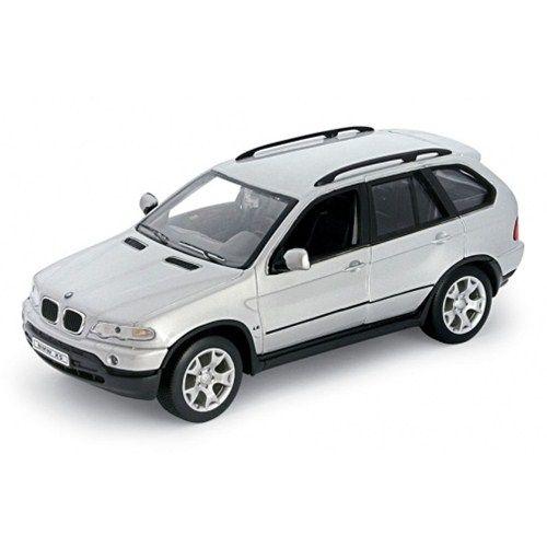 BMW Seria X5 1:24, Welly