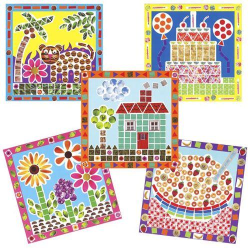 Desene Mozaic, Alex Toys