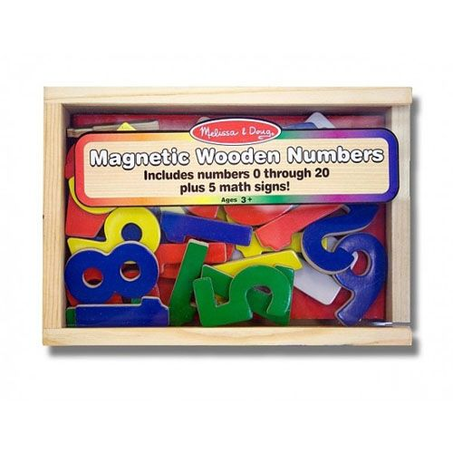 Cifre Magnetice, Melissa and Doug