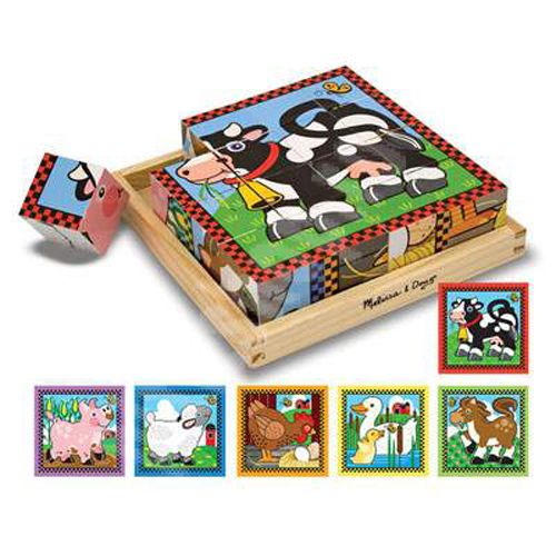 Cuburi Ferma, Melissa and Doug