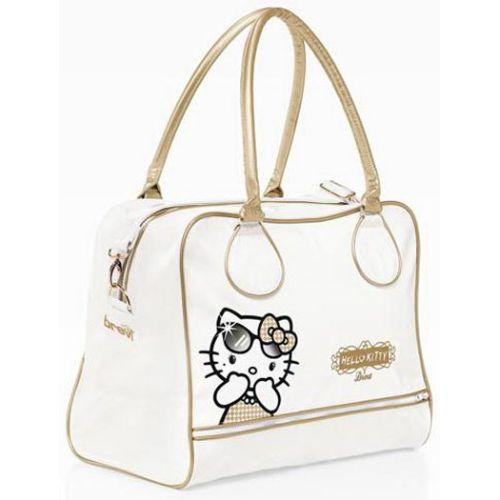 Geanta Sporty Hello Kitty Diva, Brevi