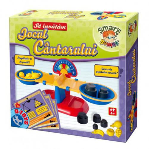 Jocul Cantarului, D-Toys