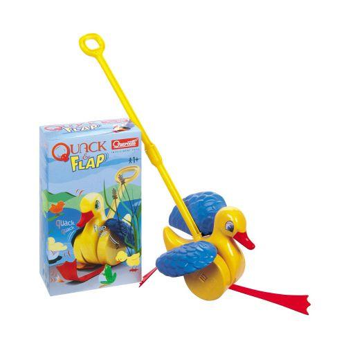 Ratusca Quack Flap, Quercetti