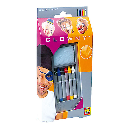 SeS - Set Creioane 6 Culori