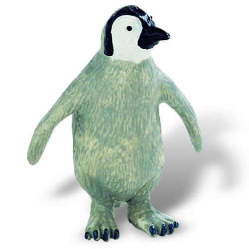 Figurina Pui de Pinguin  , Bullyland