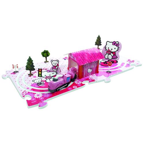 Primul Meu Trenulet Hello Kitty, Mehano