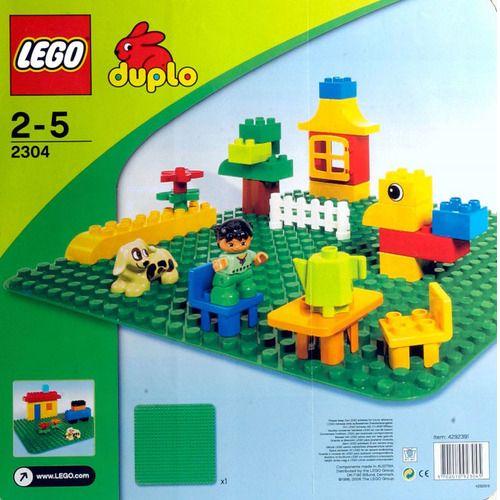 DUPLO - Baza de Constructie, LEGO