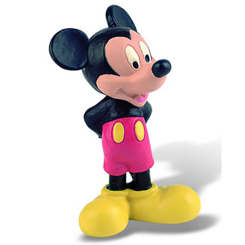 Figurina Mickey Mouse, Bullyland