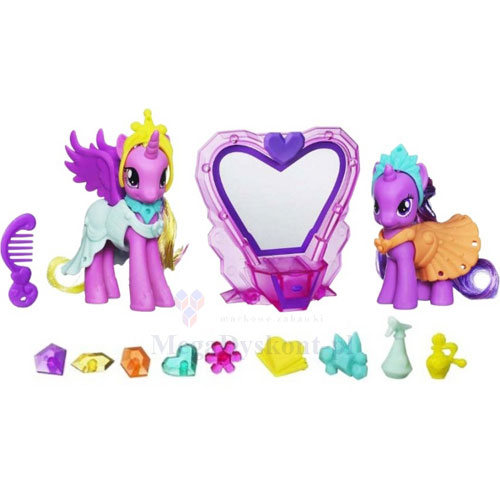 Hasbro - My Little Pony Twilight Sparkle and Princess Cadance