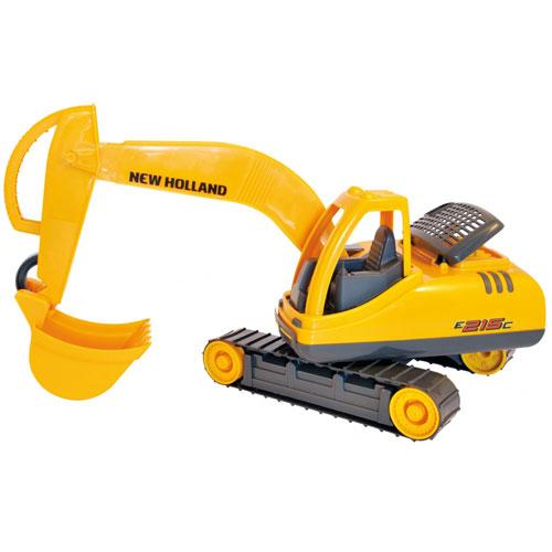 Excavator pe Senile New Holland E215C, BigBoysToys