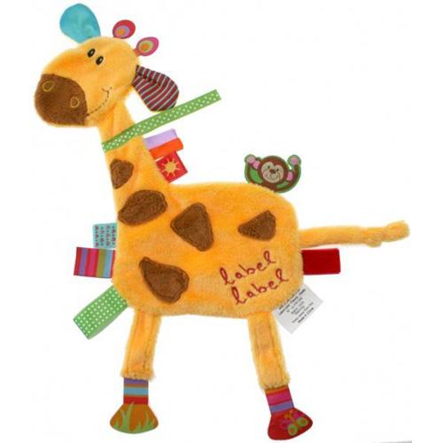 Minipaturica Friends - Girafa, Label Label