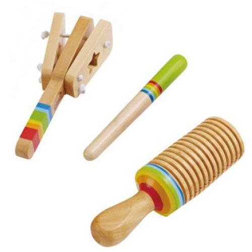 Instrumente Muzicale Ritmice, Hape