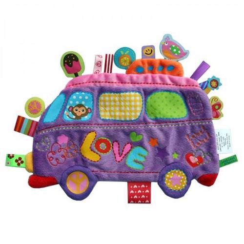 Minipaturica Holiday - Love Bus, Label Label