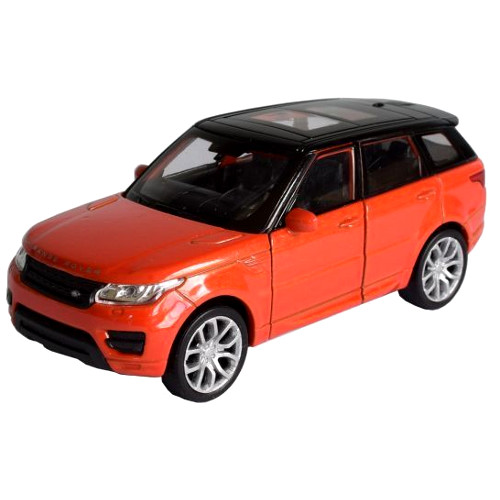 Range Rover 1:24, Welly