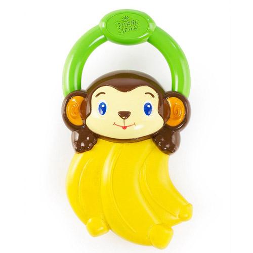 Jucarie de Dentitie cu Vibratii Fructul Urias - Banana, Bright Starts