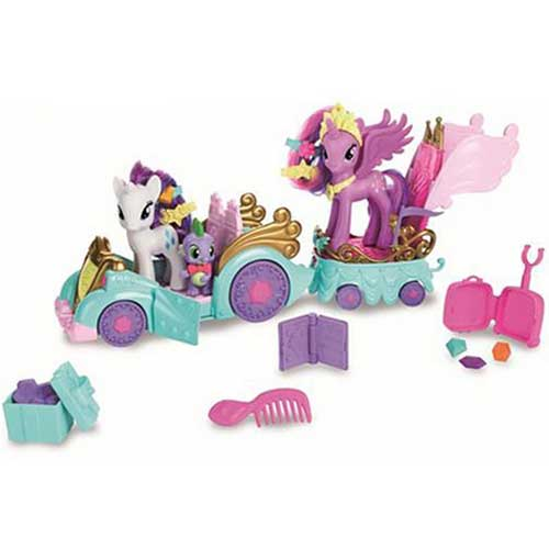 Hasbro - My Little Pony Princess Celebration Cars