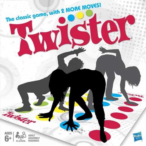 Joc Twister , Hasbro
