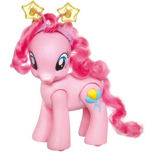 Hasbro - My Little Pony Pinkie Pie Walkin Talkin