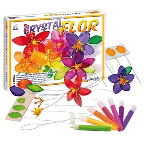 Sentosphere - Flori de Cristal