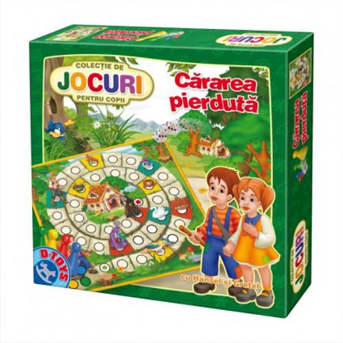 Joc Cararea Pierduta cu Hansel si Gretal, D-Toys