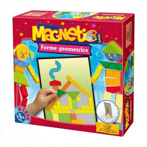 Joc Magnetic Forme Geometrice, D-Toys