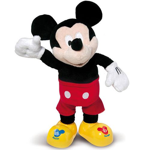 Povestitorul Mickey Mouse, IMC