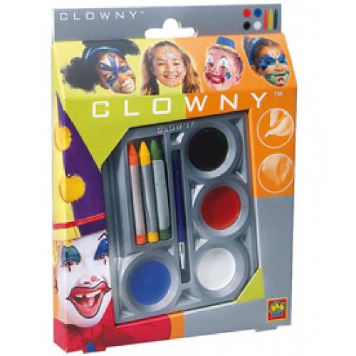 Set Vopsele pentru Fata 4+3 Culori, SeS