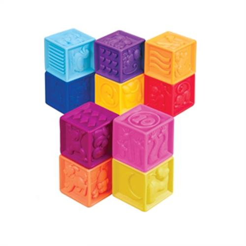 10 Cuburi Moi , B.Toys