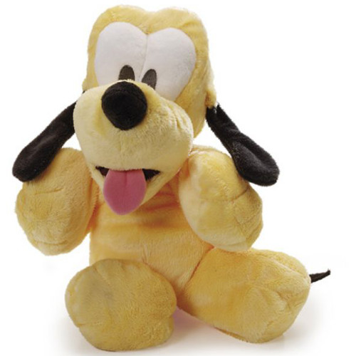 Mascota Flopsies Pluto 35 cm, Disney