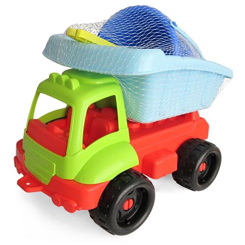 Camion cu Set pentru Nisip, Ecoiffier