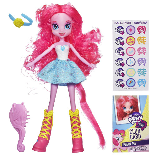 Hasbro - My Little Pony Equestria Girls Pinkie Pie