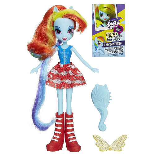 Hasbro - My Little Pony Equestria Girls Rainbow Dash