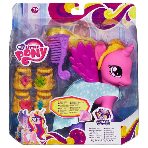 Hasbro - My Little Pony - Princess Cadance