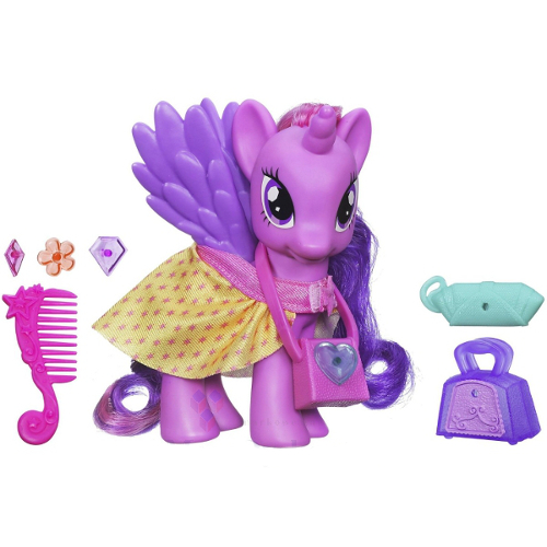 Hasbro - My Little Pony - Princess Twilight Sparkle
