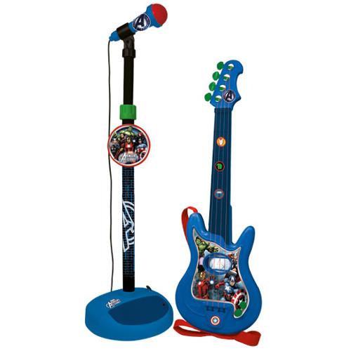 Chitara cu Microfon Avengers, Reig Musicales