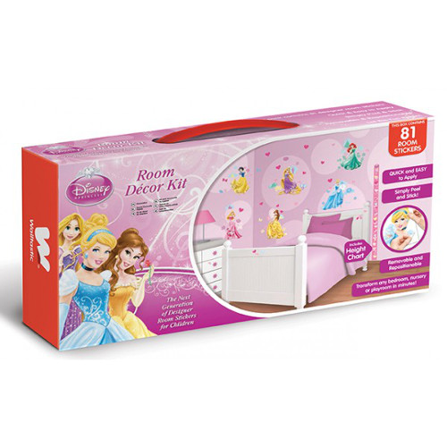 Kit Decor Disney Princess, Walltastic